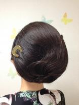 たおやかなラインで魅了する大人のヘア