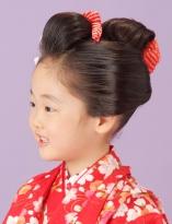 とってもキュートな日本髪【日本髪¥5000(税抜)】