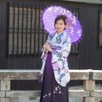 17/02/16卒業式袴ロケ