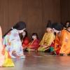 八坂神社かるた始め式