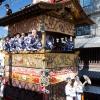 祇園祭 鉾曳き初め