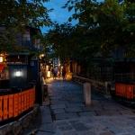 夜祇園 巽橋
