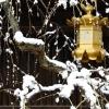 雪の北野天満宮