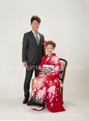 2018/01/14祐潤様&翼様