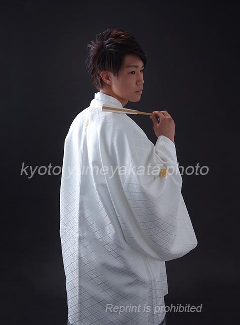 紋付袴スタジオフォト08